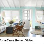 10 conseils pour une maison plus saine