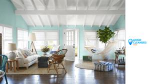 Das Haus Regelmäßig Sauber Zu Halten, Ist Einfach Das Beste